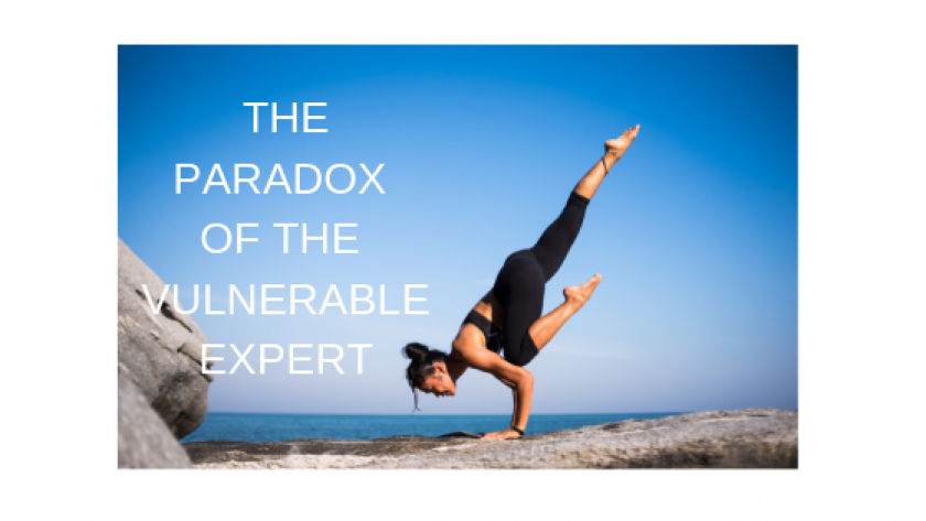 The Paradox of the Vulnerable Expert (2)