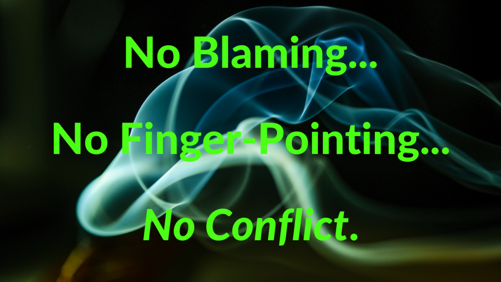 How to Avoid Team Conflict